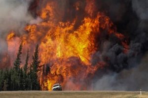 Fort McMurray Canada Wild Fire